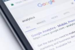 Googgle Analytics SEO