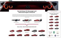 Webdesign Autohaus