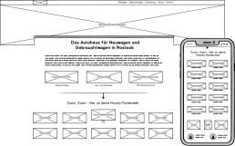 Konzeption einer Internetseite