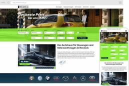 Webdesigner Berlin Autohaus KFZ