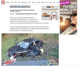 Ad Fail Crash Auto Werbung
