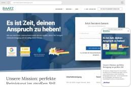 Webdesign Berlin Gebäudereinigung